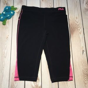 Fila Sport women's athletic capris